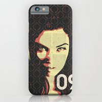 iPhone & iPod Case featuring Fashion Woman by Alberto Angiolin
