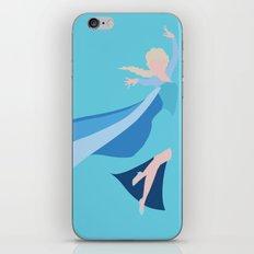 Frozen - Elsa iPhone & iPod Skin