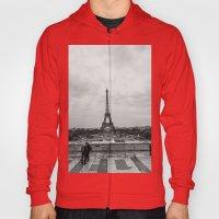 Paris Skyline  Hoody
