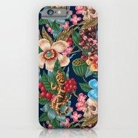 Lizzards and Skulls iPhone 6 Slim Case