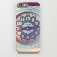 Soviet Vintage iPhone 6s Slim Case