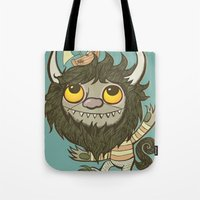 An Ode To Wild Things Tote Bag