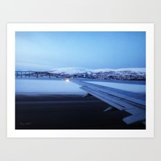 Tromso - Norway Art Print