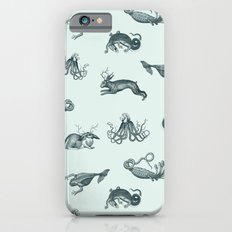 ephemera zoo iPhone 6 Slim Case