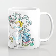 I'm not all there Myself Mug