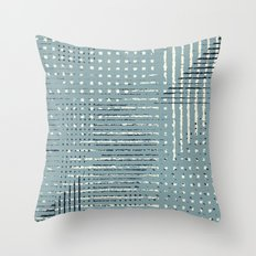 Withered Weather Throw Pillow