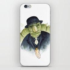 Mr. Tortoise's Luck iPhone & iPod Skin