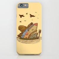 The Scarecrow Shark iPhone 6 Slim Case