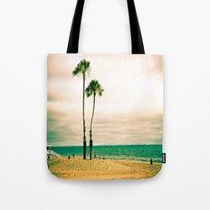 Lone Palms Tote Bag