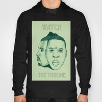 Watch The Throne II Hoody