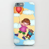 iPhone & iPod Case featuring Above The Clouds by Cloud 9 Ink