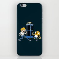 Finn And Jake's Excellen… iPhone & iPod Skin