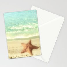 VINTAGE STARFISH Stationery Cards