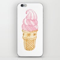 Watercolour Illustrated … iPhone & iPod Skin