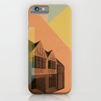 iPhone & iPod Case featuring Pape Danforth Branch by Kinnon Elliott Illustration & Design