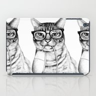 Mac Cat iPad Case