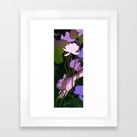 Limerence Framed Art Print