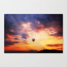 Heaven's Door Canvas Print
