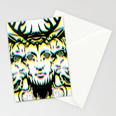GOD II Psicho Stationery Cards