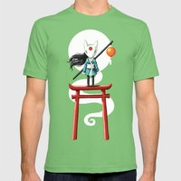 Torii 2 Mens Fitted Tee Grass SMALL
