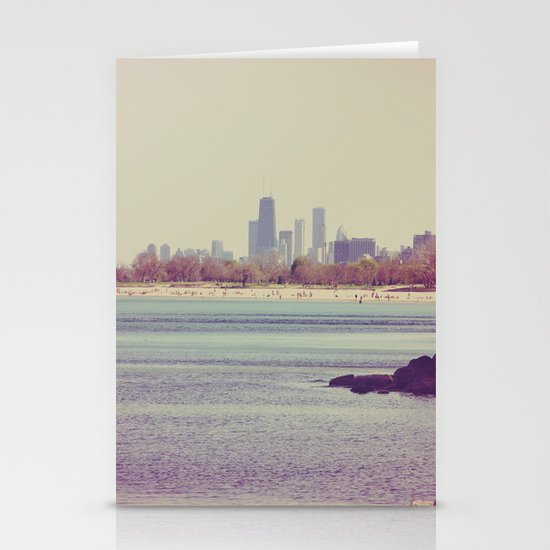 Chicago Stationery Card