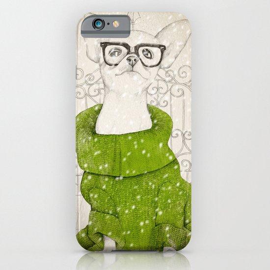 Hipster Chiuaua iPhone & iPod Case