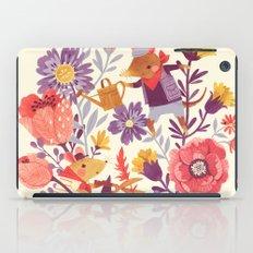 The Garden Crew iPad Case