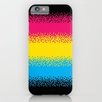 iPhone & iPod Case featuring Pixel Perfect by MEKAZOO