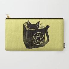 Witchcraft Cat Carry-All Pouch