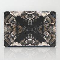 Dark Feathers iPad Case