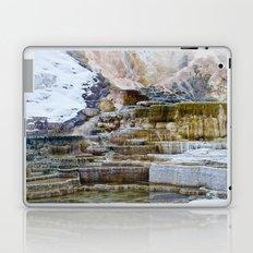 Yellowstone Hot Springs Laptop & iPad Skin