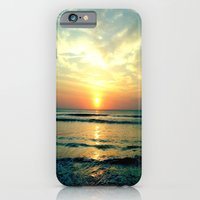 iPhone & iPod Case featuring Sunrise by THEORY