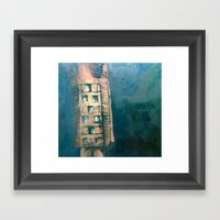 The Belum  Framed Art Print