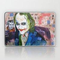 Jokes on You (JOKER) Laptop & iPad Skin
