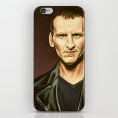 The Ninth Doctor iPhone & iPod Skin