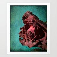 Forever Lovely Art Print