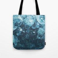 Aquamarine Gem Dreams Tote Bag