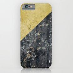 gOld slide Slim Case iPhone 6s