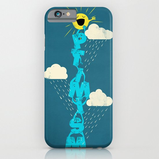 Yay for Optimism! iPhone & iPod Case