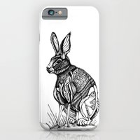 iPhone & iPod Case featuring Rabbit by Ejaculesc