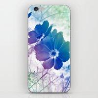 Rainbow Cosmos iPhone & iPod Skin