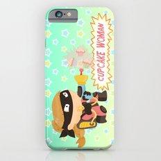 Cupcake woman Slim Case iPhone 6s