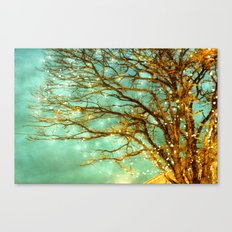 Newly Magical Canvas Print