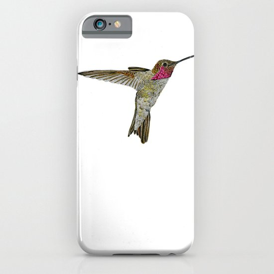 Hummingbird Ayre iPhone & iPod Case