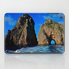 Amalfi Coast iPad Case