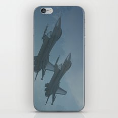 Ghost Flight iPhone & iPod Skin