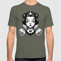Snow White's Disenchantment Mens Fitted Tee Lieutenant SMALL