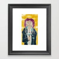 Eriko Fantusso Framed Art Print