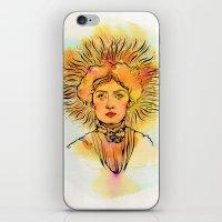 Leo (Zodiac Series) iPhone & iPod Skin