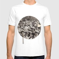 Guests Mens Fitted Tee White SMALL